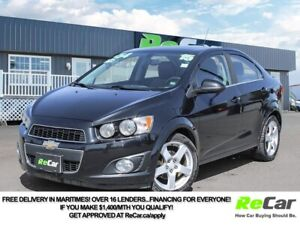 2015 Chevrolet Sonic LT Auto SUNROOF | BACK UP CAM | ONLY 54/...