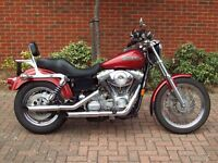 Harley Davidson FXD Super Glide. For Sale/PX