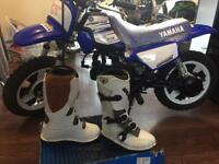 Brand new 2016 pw50 never used