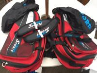 Oxford Sport Lifetime Luggage Motorbike New