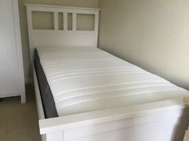 IKEA Single bed and mattress-SOLD