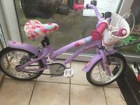 Cherry lane children's bike