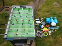 11 in 1 kids games table