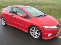 Type R GT model, low mileage,