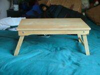 Small Bed/picnic Table