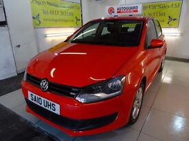 VW POLO 1.4 SE 5 DOOR NO DEPOSIT FINANCE!!!! DLA, BENEFITS, POOR CREDIT!!! CALL NOW 01132633301