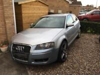 Audi A3 special edition 04 plate breaking for spares