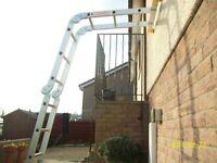 Heavy Duty Folding Ladders