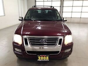 2008 Ford Explorer Sport Trac LIMITED| LEATHER| DVD| SYNC| 4X4|  Kitchener / Waterloo Kitchener Area image 11