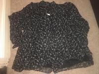 Zara Flowered Jumpsuit