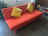 Made sofa bed