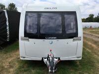 Lunar Delta RS Touring Caravan