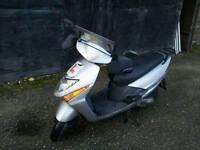 Honda Lead 102cc 2004