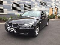 2007 57 BMW 520D manual, only 1 former keeper, 2 keys, just serviced!