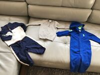 Ralph Lauren baby clothes / track suit / jacket / body ** up to 9 months