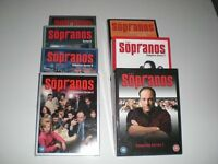 Sopranos DVD Box Set. Complete Series (seven boxes)