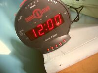 Sonic Bomb Electric Alarm Clock