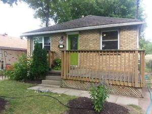 Welcome to 202 Taylor Street 3+1 bedroom bungalow
