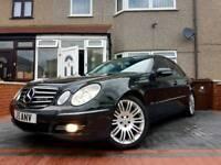 Mercedes E280 CDI AMG SPORT**LOW MILE/AMG SPEC/NAV/SENSORS/LTHR/BTOOTH**