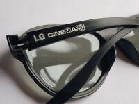 3D TV Glasses for TV, DVD, Blu-Ray & Videos