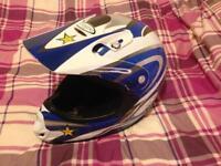 Motocross helmet size M