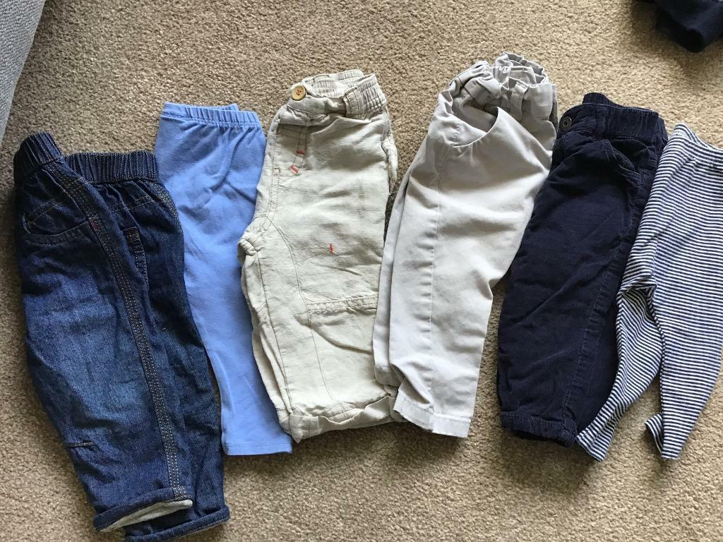 0f7b21bfe7cf 45 items of boys clothes age 6-9 months Ted Baker