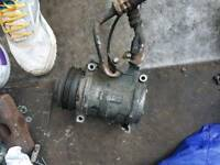 Iveco Daily Air condition compressor