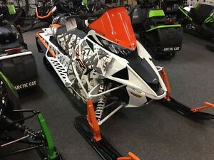 2017 Arctic Cat ZR 9000 137 LTD 1.99% Financing for 48 Months