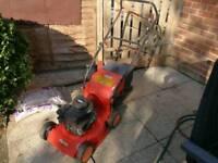 Lawn mower Petrol flymo
