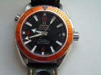OMEGA SEAMASTER PROFESSIONAL Co-Axial Chronometer rep