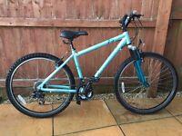 Ladies Apollo XC26s Mountain Bike, very good condition