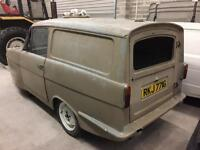 Barn Find 1969 Reliant Regal Supervan