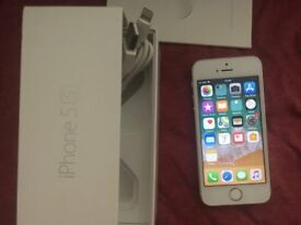 iPhone 5s (O2, GiffGaff, Tesco |14 Day Guarantee|16GB|Deliver+Post|Apple|White) []