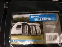 Kampa Rally Air Pro 260 Air Awning