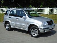 2003(03) Suzuki Grand Vitara 2.0 |MARCH 2018 MOT | FULL HISTORY | 2 OWNERS | VERY CLEAN