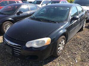 2004 Chrysler Sebring -