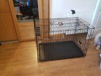 Dog cage medium to large