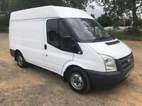 FORD TRANSIT 2.2 TDCI 2011 SWB / MED ROOF IMMACULATE CONDITION DRIVES PERFECTLY NO CAT