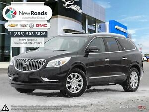 2013 Buick Enclave Leather AWD | 7P, HTD LTHR, SNRF, R-AIR