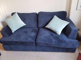 Sale Brand new DFS Freya sofa and footstool