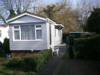 ST. IVES CAMBRIDGESHIRE PARK HOME situated in thriving picturesque riverside market town