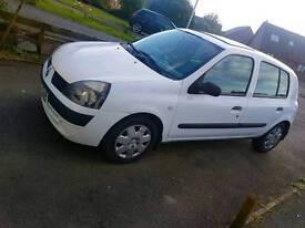 Renault Clio 16v 1.4 Petrol