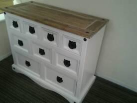 9 drawer Chest