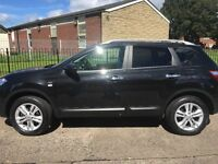 Nissan Qashqai N-Tec 2010 Low Milage in Excellent condition (Private Reg)