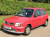 Nissan Micra 1.0 16v S 3dr**LOW MILEAGE 34K +READY TO DRIVE!!!