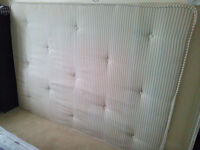 Double Mattress Available