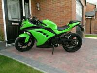 Kawasaki Ninja 300 excellent condition