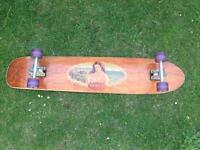 Surf One Longboards No Ka Oi COMPLETE skateboard peralta
