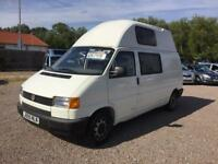 VW T4 Campervan Carthago Conversion LHD