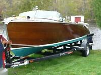 NEW PRICE- Beautiful Antique 1953 Seabird For Sale